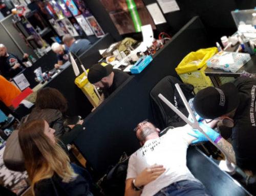 Comiccon Paris 2019 à la Grande Halle de la Villette