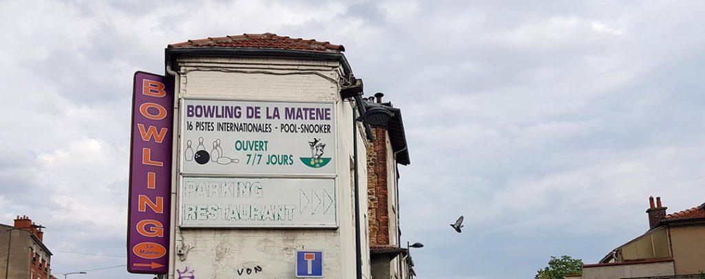 Fontenay sous bois - Studio Cigale - Bowling