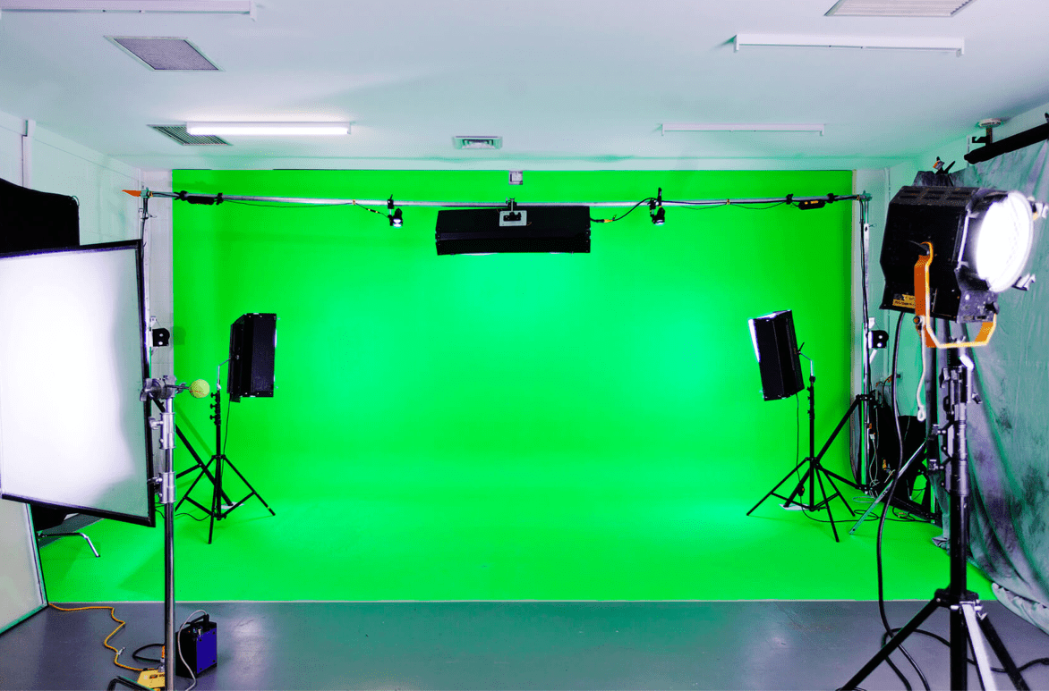 Fond vert - StudioCigale