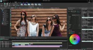 VSDC Video Editor - montage - StudioCigale