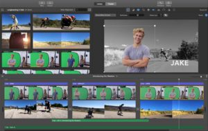 IMovie - Logiciel - StudioCigale